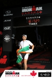 Sidharth Routray Ironman Canada Run