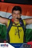 1st Odia Ironman Sidharth Finish