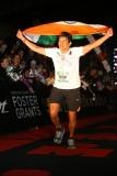 Sidharth Routray Ironman Santa Rosa Run