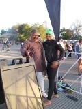 Sidharth Ironman Santa Rosa Finish Sura Routray